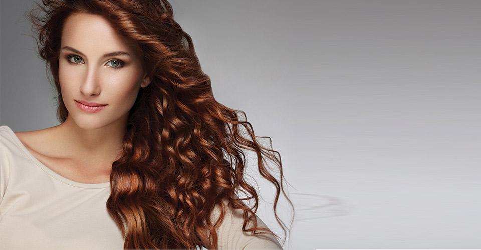 مدل موهای فرفری
